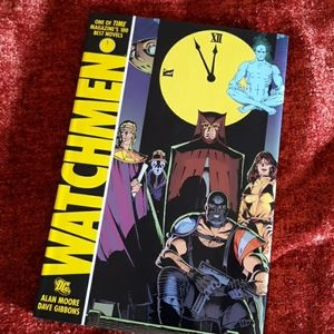 DC comic/novel WATCHMEN